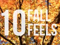 10 Fall Feels