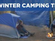 4 Winter Camping Tips