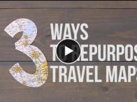 3 Ways to Reuse Travel Maps