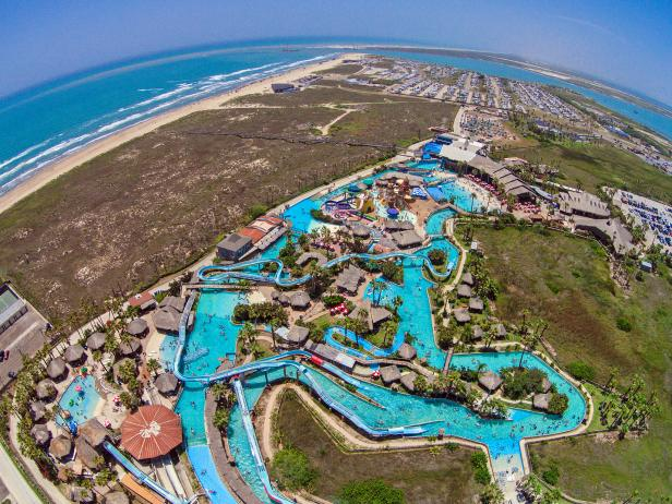 Schlitterbahn Water Park, South Padre Island, Texas