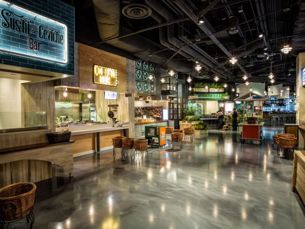 Latincity Food Hall and Lounge`