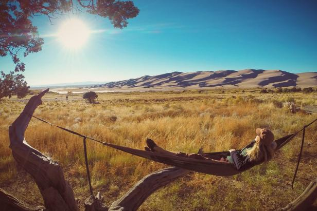 The Great Sand Dunes National Park and Preserves