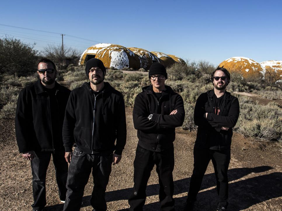 Ghost Adventures The Domes Pictures Travel Channel S
