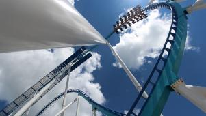 Cedar Point's GateKeeper Roller Coaster