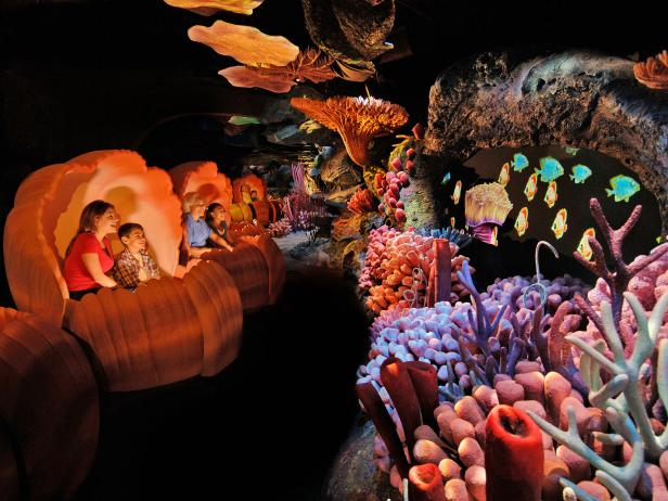 The Seas with Nemo and Friends at Disney's Epcot