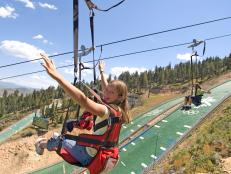 Experience the thrills at Utah Olympic Park.