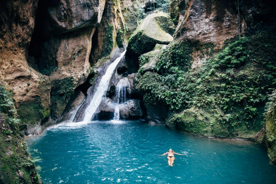 Top Secret Swimming Holes Around The World Top Secret
