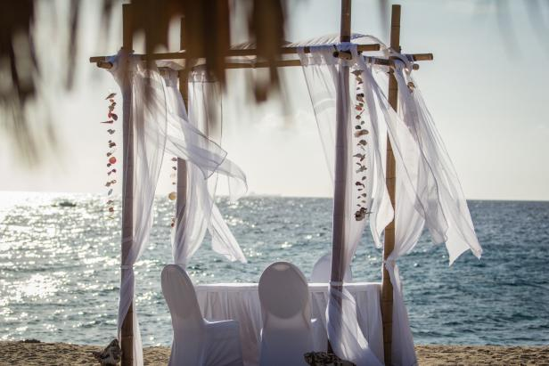 Hilton Curacao Wedding
