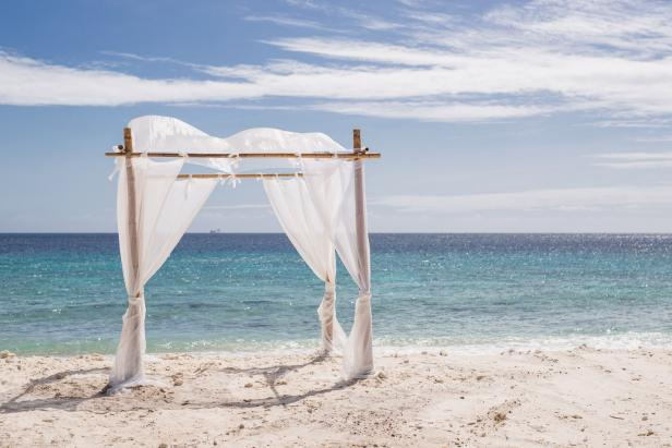 Curacao Wedding In Playa Hunku