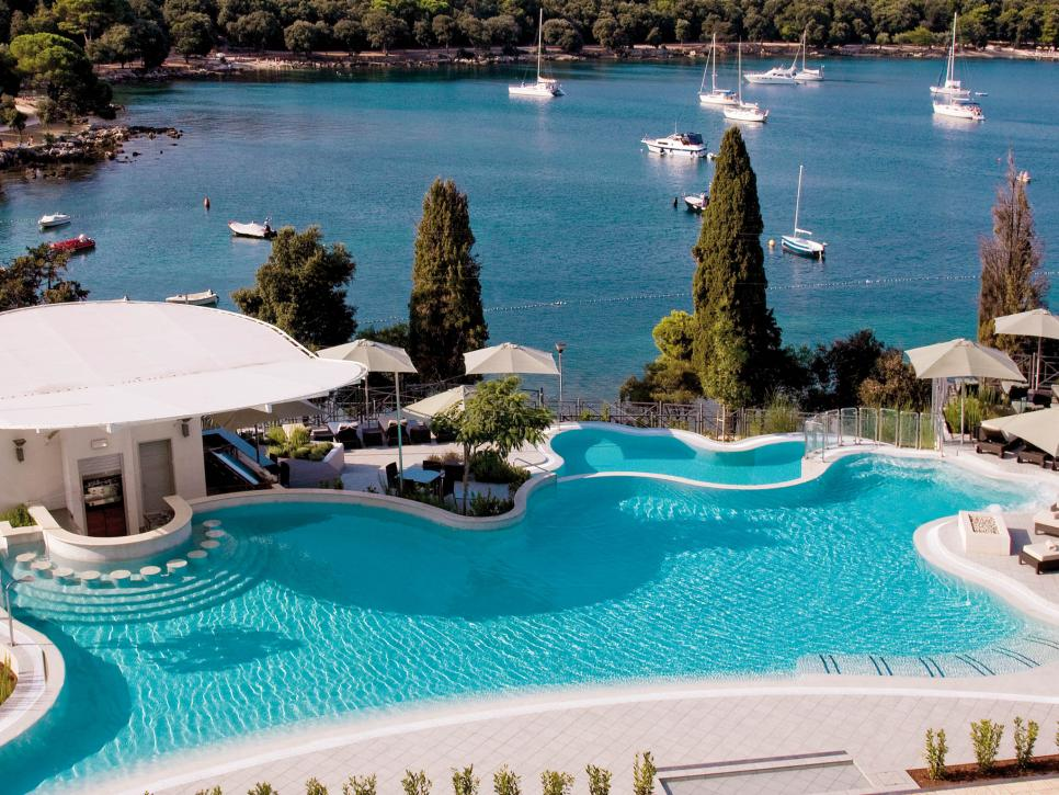 Best Swim-Up Pool Bars Around the World | Travel Channel