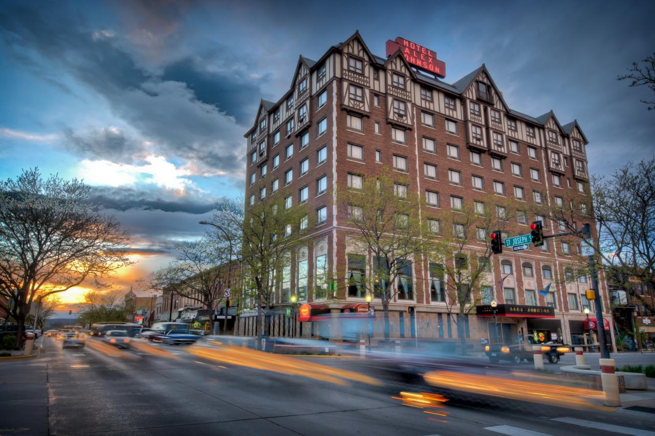 Rapid City Haunted Hotel