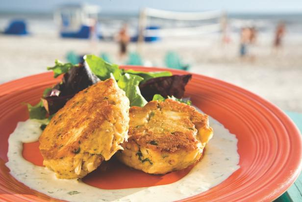 Seared Crab Cakes