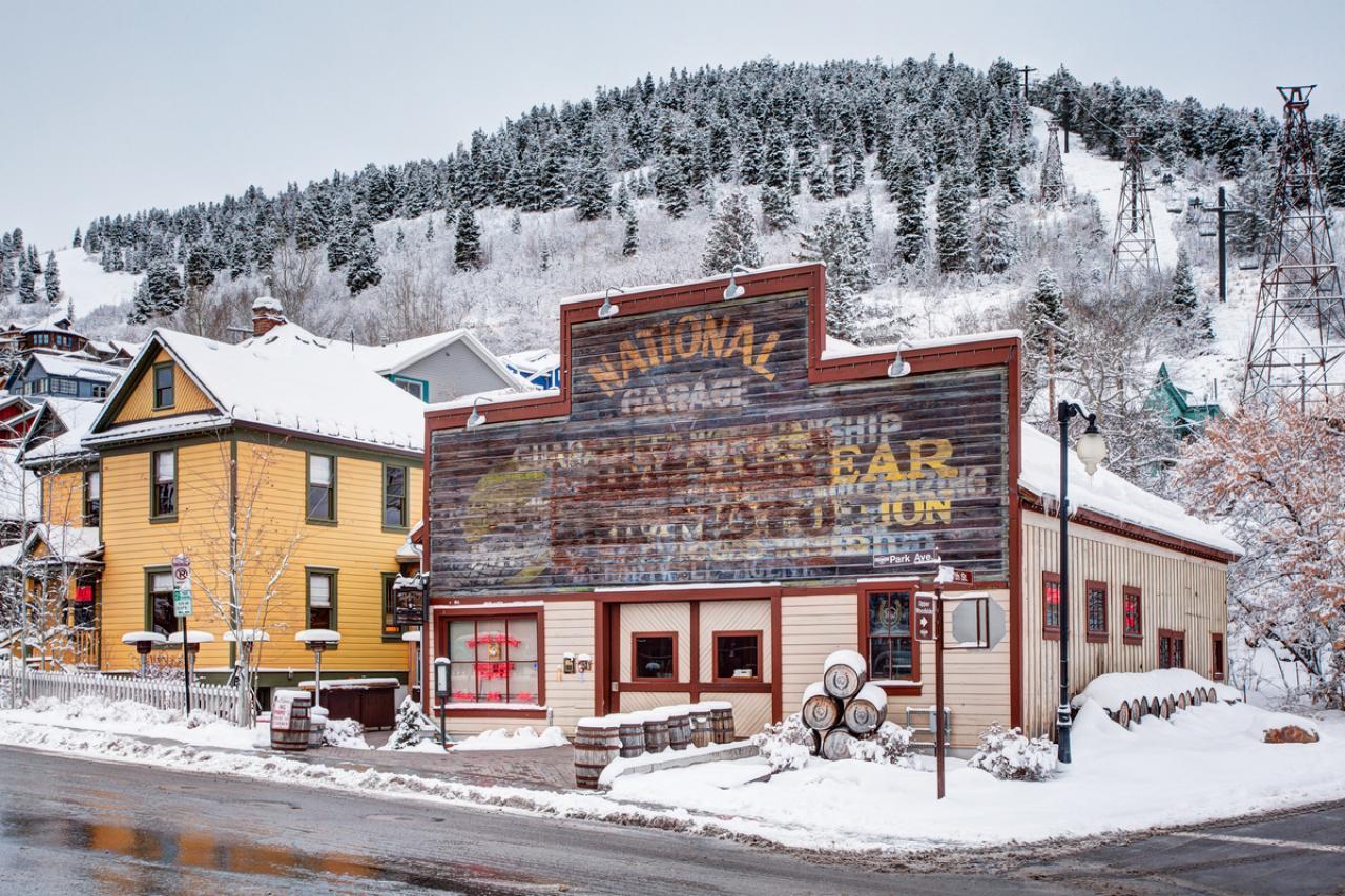 Best Hotels In Park City Utah For Skiing