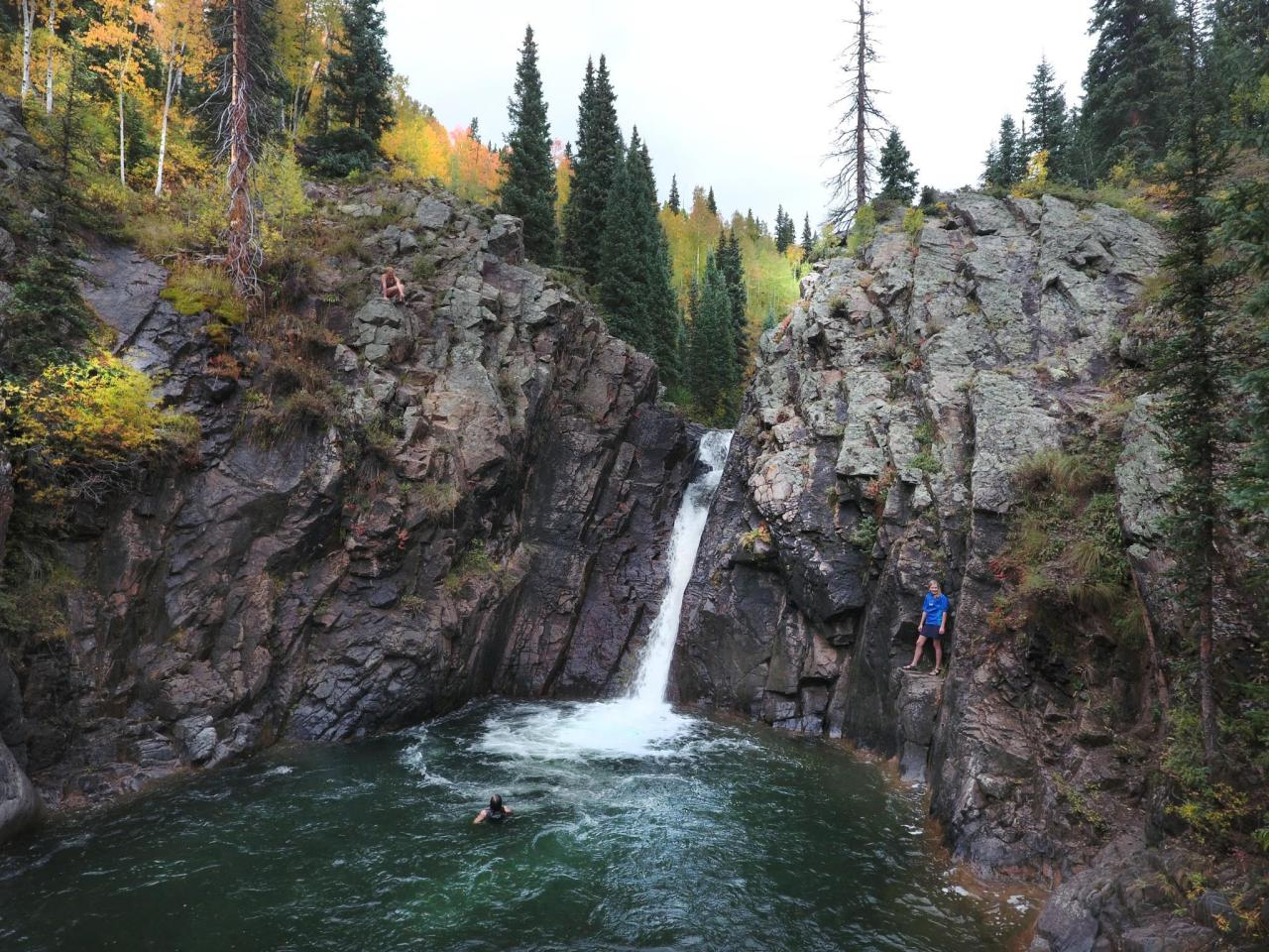 Best Secret Swimming Holes in Colorado | Travel Channel