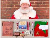 Fellow Traveler: Santa