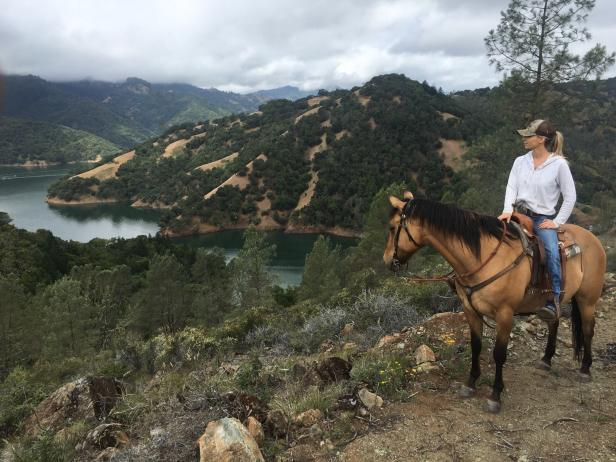 Horseback Riding in California Wine Country