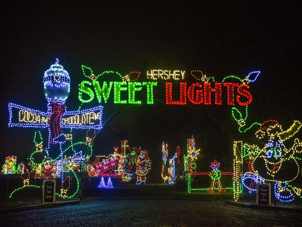 Christmas Light Displays.The Best Holiday Light Displays In The U S Travel Channel