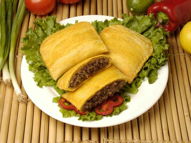 Beef Patties, Jamaican Style