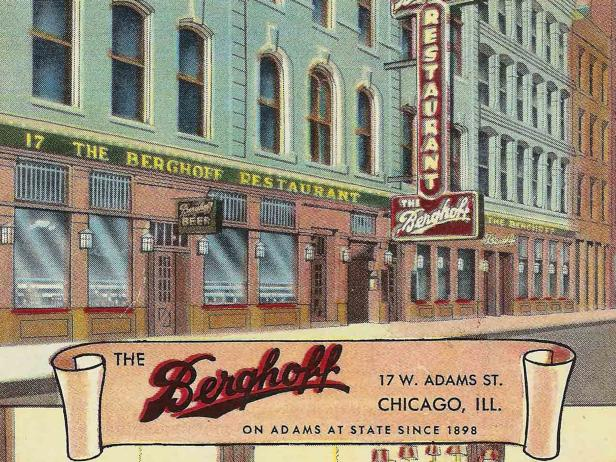 The Berghoff Restaurant in Chicago