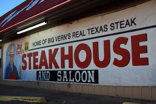 Big Vern's Steakhouse and Saloon