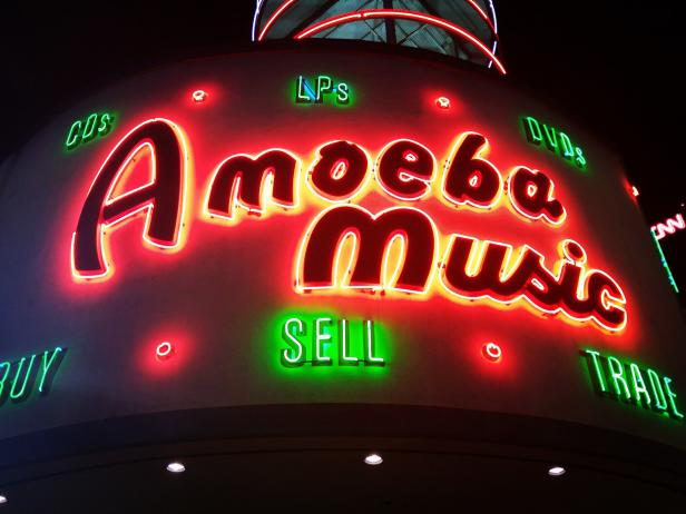 Amoeba Music, Los Angeles