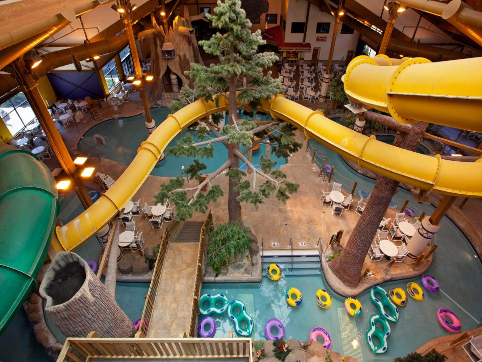 8 Most Incredible Indoor Water Parks Travel Channel