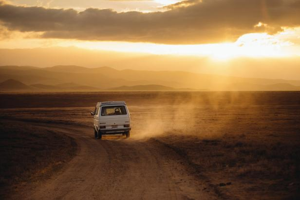 Rent a Camper Van and Hit the Road