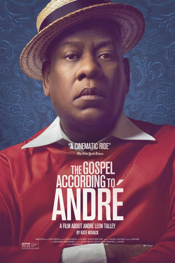 Andre Leon Talley Film Poster