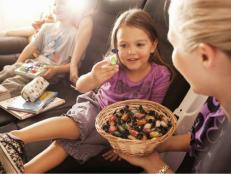Free Candy on Air New Zealand