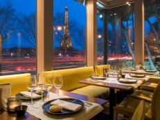 Restaurants With a View of The Eiffel Tower