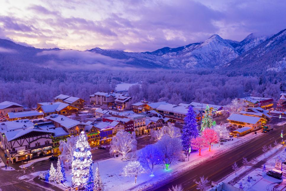 The Best Christmas Towns In The U S Travel Channel