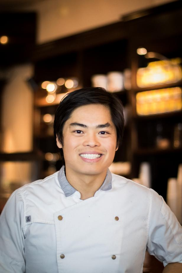 Chef Ron Hsu