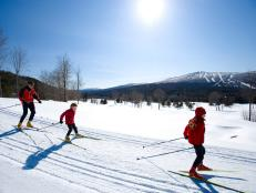 Plan a ski vacation at a family-friendly ski resort that caters to kids on the bunny slopes and beyond with ski school, adventure parks and plenty of smores.