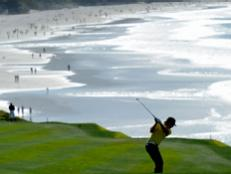 Golf intermingles with luxury at resorts across the country.