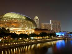 Get Travel Channel's tips to mix business and pleasure in Singapore.