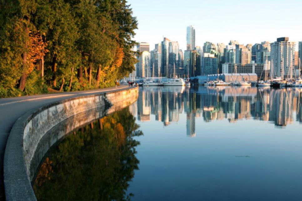 Best Urban Parks Travel Channel