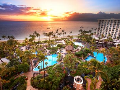 top resorts in hawaii stay at hawaii s most luxurious resorts rh travelchannel com