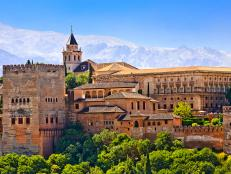 See all the sights of beautiful Spain.