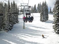 Spring break falls during prime skiing season at North America's greatest winter resorts. Beyond alpine skiing and boarding, there's a world of winter fun for the entire family.