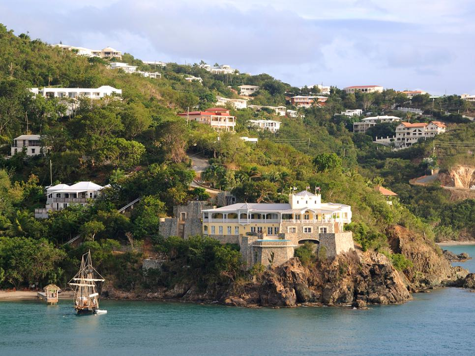 Travel To Us Virgin Islands Without Passport