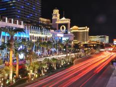 Not all that glitters in Las Vegas sparkles along its Strip.