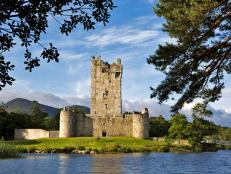 Ross Castle - Lough Sheelin