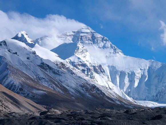 climb mount everest travel channel