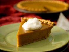 Try Andrew Zimmern's recipe for pumpkin pie, a delicious dessert inspired by the Motor City.