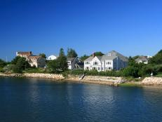 Historic Hyannis in Cape Cod welcomes visitors with pleasant beaches.