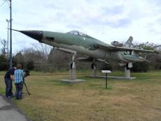Air Power Park in Hampton, VA