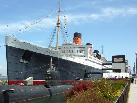 Haunted Destination: RMS Queen Mary