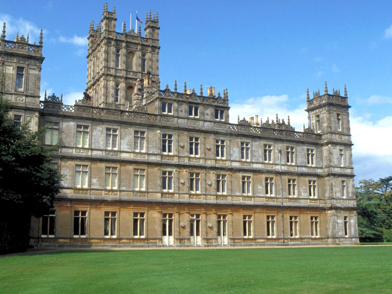 downton abbey tours travel channel