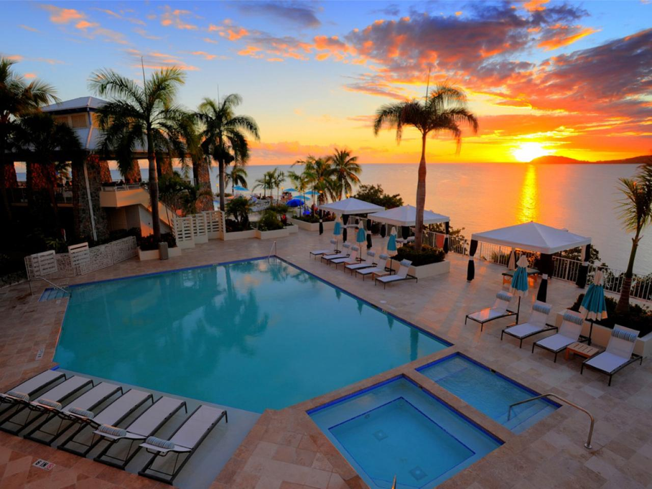 Resorts In Virgin Islands With Private Pools