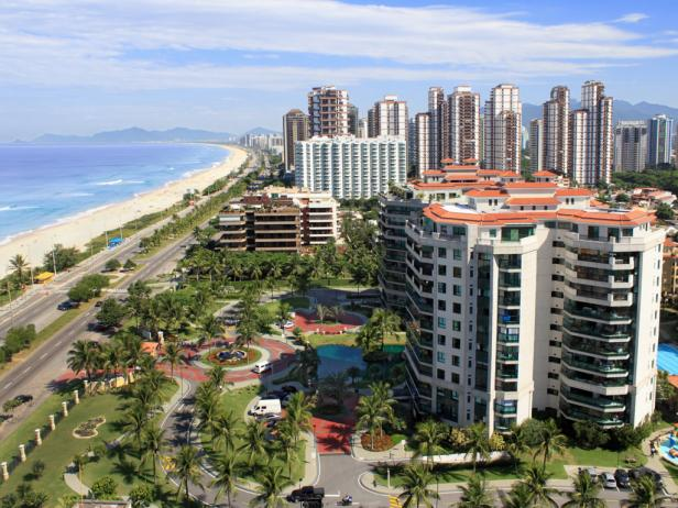 Barra da Tijuca Beach